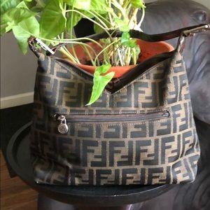 Authentic Fendi hand bag